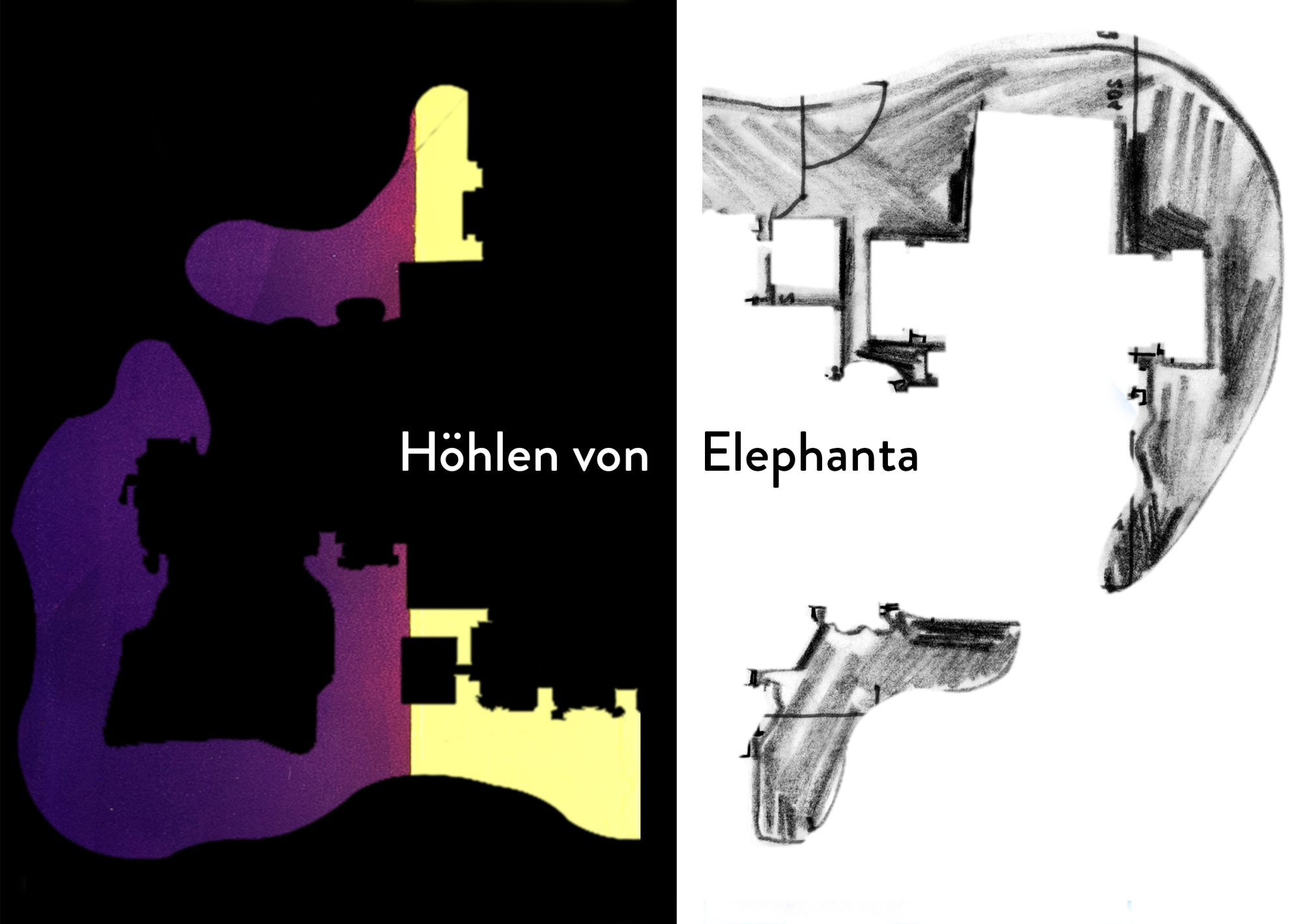 Höhlen von Elephanta